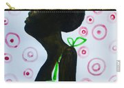 South Sudanese Lady Carry-all Pouch