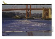 South Tower Golden Gate Bridge Carry-all Pouch