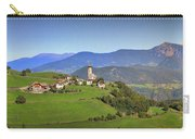 South Tyrolean Panorama Above Bolzano. Carry-all Pouch