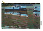 Southampton And Scubbys Bluff Fishing Fleet Carry-all Pouch