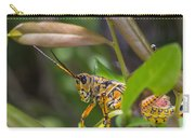 Southeastern Lubber Grasshopper Carry-all Pouch