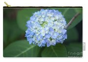 Southern Blue Hydrangea Blooming Carry-all Pouch