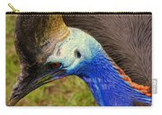 Southern Cassowary Carry-all Pouch