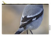 Southern Grey Shrike-- . Carry-all Pouch