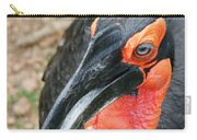 Southern Ground Hornbill Carry-all Pouch