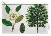 Southern Magnolia Or Bull Bay  Carry-all Pouch