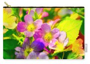 Southern Missouri Wildflowers 1 - Digital Paint 1 Carry-all Pouch