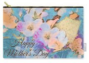 Southern Missouri Wildflowers -1 Mother's Day Card Carry-all Pouch