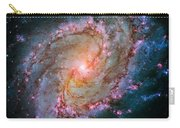 Southern Pinwheel Galaxy - Messier 83 -  Carry-all Pouch