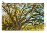 Southern Plantation Oak Trees Carry-all Pouch