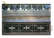 Southern Railway Building Carry-all Pouch