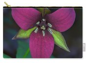 Southern Red Trillium Carry-all Pouch