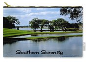 Southern Serenity Carry-all Pouch