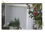 Southern Summer Flowers And Porch Carry-all Pouch