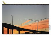 Southern Sunsets Carry-all Pouch
