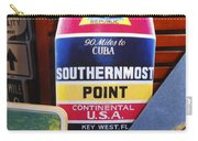 Southernmost Point Carry-all Pouch