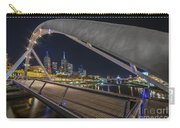 Southgate Bridge At Night Carry-all Pouch