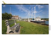 Southport Harbor Connecticut Carry-all Pouch