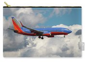 Southwest Airlines Boeing 737-700 Carry-all Pouch