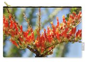 Southwest Ocotillo Bloom Carry-all Pouch