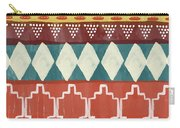 Southwestern 1- Art By Linda Woods Carry-all Pouch