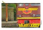 Soviet Era Train In Haapsalu Estonia Carry-all Pouch