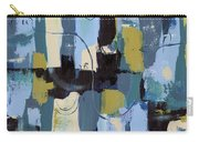 Spa Abstract 2 Carry-all Pouch by Debbie DeWitt
