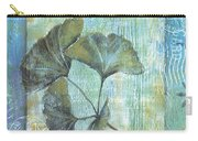 Spa Gingko Postcard 1 Carry-all Pouch