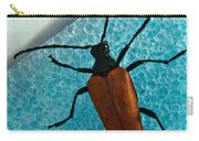 Space Age Beetle Carry-all Pouch
