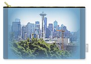 Space Needle 3 Carry-all Pouch