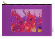 Space On Fire Carry-all Pouch