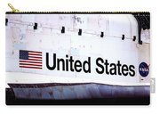 Space Shuttle Atlantis Carry-all Pouch