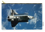 Space Shuttle Challenger Carry-all Pouch