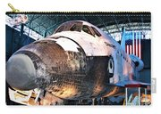Space Shuttle Discovery View No. 2 Carry-all Pouch