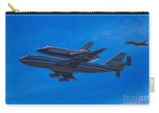 Space Shuttle Endevour Carry-all Pouch
