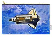 Space Shuttle In Space - Da Carry-all Pouch