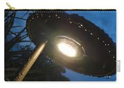 Spaceship Landscape Light Carry-all Pouch