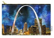 Spacey St. Louis Skyline Carry-all Pouch