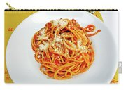 Spaghetti Bolognese Carry-all Pouch