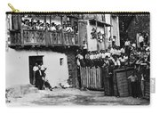 Spain: Bullfight Carry-all Pouch