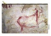 Spain: Cave Painting Carry-all Pouch