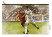 Spain Soccer Bernabeu Trophy Carry-all Pouch