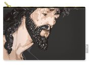 Spanish Christ Carry-all Pouch