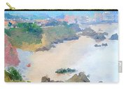 Spanish Coastline Waterline  Carry-all Pouch