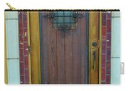 Spanish Door Carry-all Pouch