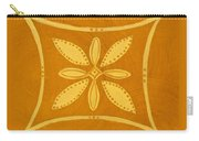 Spanish Gold Rectangle Carry-all Pouch