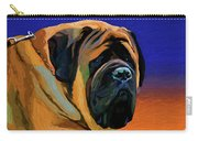 Spanish Mastiff Carry-all Pouch