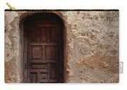 Spanish Mission Doorway Carry-all Pouch