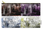 Spanish Moss Beauty Of Color Carry-all Pouch