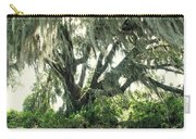 Spanish Moss In Motion Carry-all Pouch